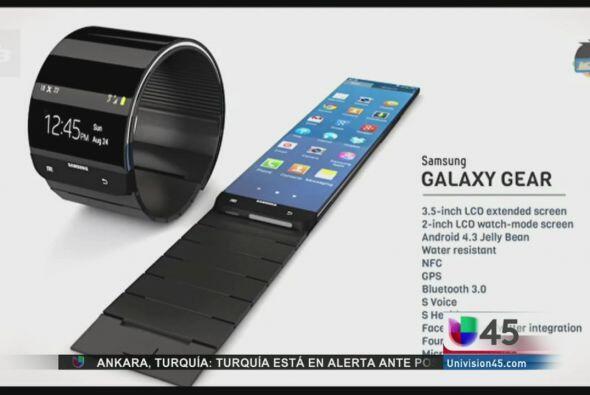 La competencia tecnológica se pone dura entre Samsung y Apple, pues la p...