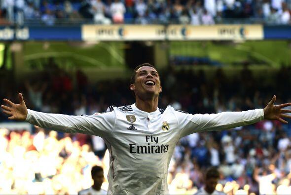 Los cinco goles que Cristiano Ronaldo anotó ante el Granada siguen dando...