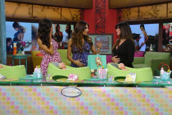 ¡Ana, Bárbara y Alejandra están en Despierta América, para hablar sobre...