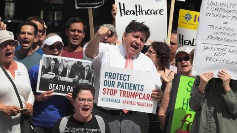 El proyecto de ley de salud de los republicanos en el Senado acabaría co...