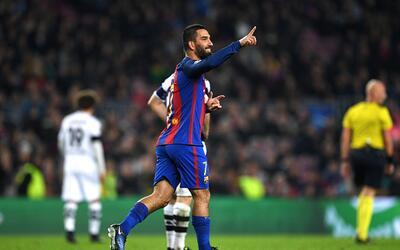 El Barcelona ficha a la estrella del Atlético de Madrid Arda Turan 62807...