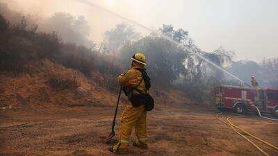 Incendio Ferguson, cerca de Yosemite, está totalmente extinguido