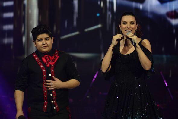 Juntas dieron un momento muy lindo en la quinta gala de Va Por Ti.