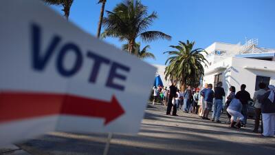 Florida tiene 29 votos electorales de los 270 necesarios para llegar a l...