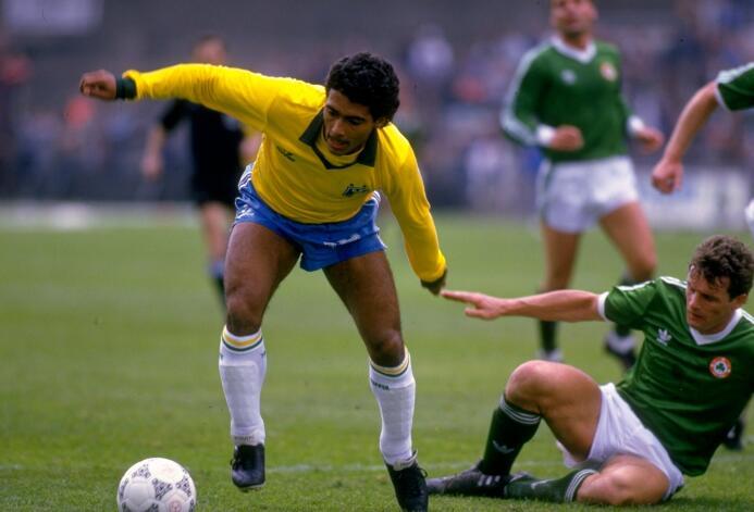 Temporada 1992/1993 - Romario (PSV) con 7 goles
