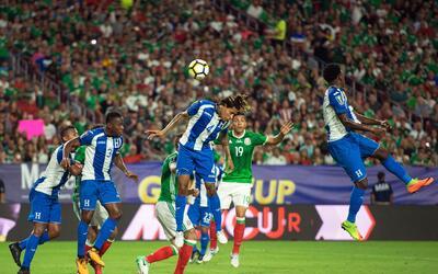 Honduras y México siempre han sentido una gran rivalidad futbol&i...
