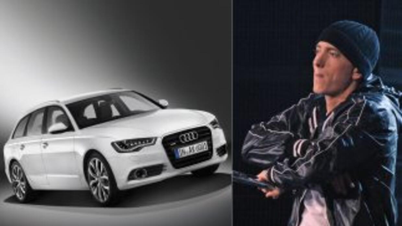 Eminem demandó a Audi por el uso no autorizado de su tema 'Lose Yourself...