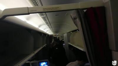 ¡Vamos Rebaño! Piloto mandó buena vibra a las Chivas al aterrizar en Dubái
