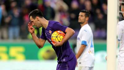 La Fiorentina no pasó del empate ante Émpoli y el Inter podría ser nuevo líder