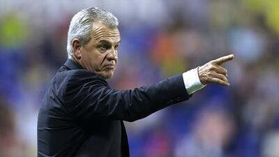 Javier Aguirre, nuevo entrenador de Egipto y Mohamed Salah