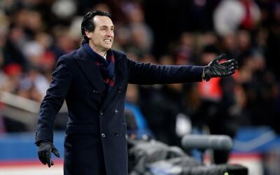 Emery ya había realizado los tres cambios, por lo que el equipo t...