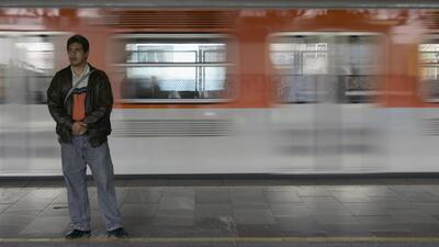 La estación Chabacano, parte del metro de Ciudad de México.