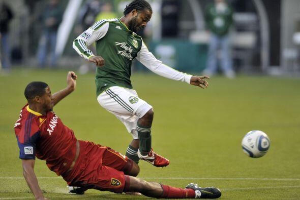 Un gol le bastó a Portland para llevarse la victoria ante el Real Salt L...