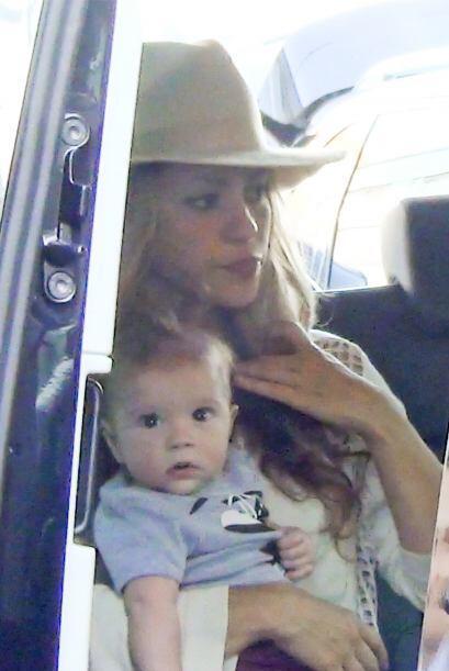 ¿El pequeño Milán siente celos de su hermanito Sasha?