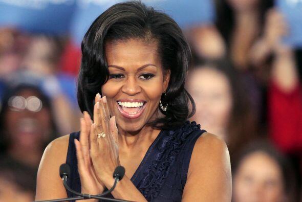 En la recta final de la campaña, la Primera Dama realizó a...