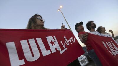 El Tribunal electoral de Brasil veta la participación de Lula en las elecciones presidenciales