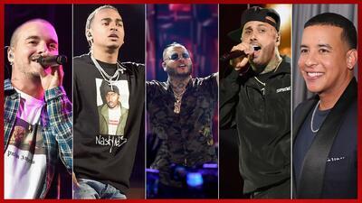 Los nombres reales de los reggaetoneros