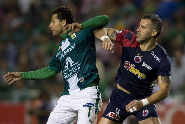 Oscar Mascorro, un zaguero que se ha mantenido en primera divisió...