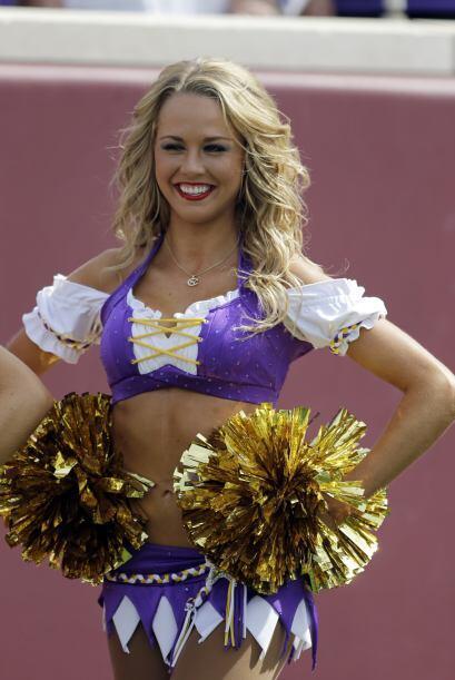 Minnesota Vikings: KAYLEE (AP-NFL)