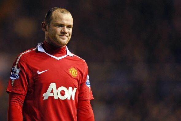 Wayne Rooney pasó un momento similar al de Cristiano, pero incluso más t...