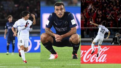 El Mundial de Clubes comenzó con clasificación de Kashima Antlers a los cuartos de final