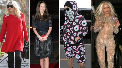 Las celebridades continúan con su intento de querer lucir bien ca...
