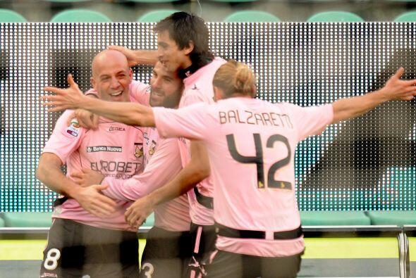 Giulio Migliaccio y Massimo Maccarone completaron el 3-0 definitivo.