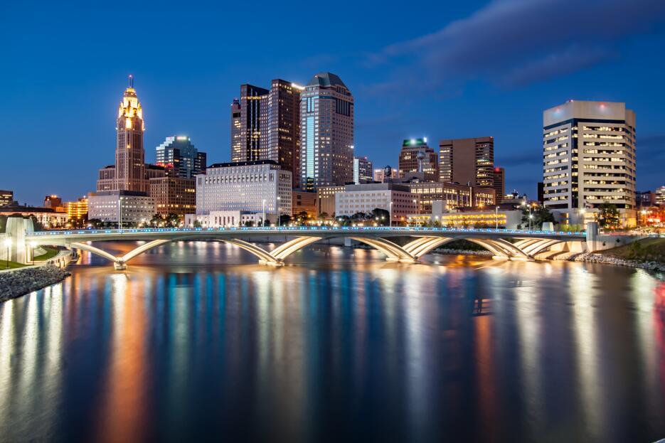 Las ciudades grandes más asequibles de Estados Unidos columbus.jpg