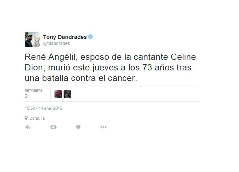 Rene Angelil