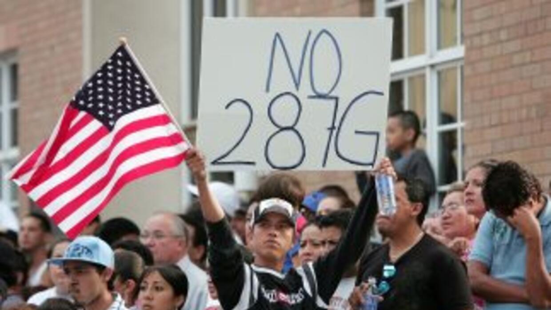 Organizaciones civiles renovaron su petición al Servicio de Inmigración...
