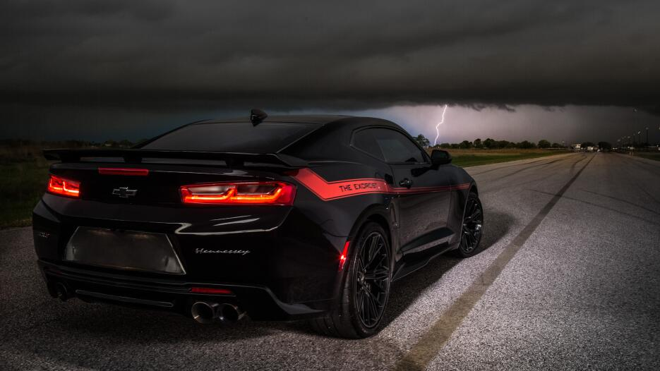 The Exorcist, Camaro ZL1 por Hennessey