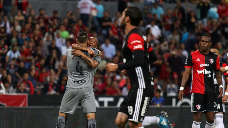 Atlas vs. Monterrey Clausura 2018