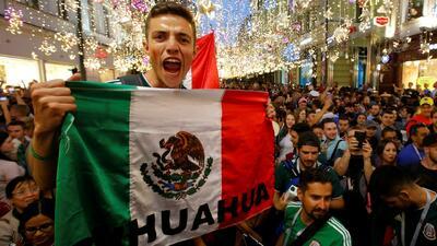¿Cuáles son las cábalas de los hinchas mexicanos de Los Ángeles para que su selección gane?