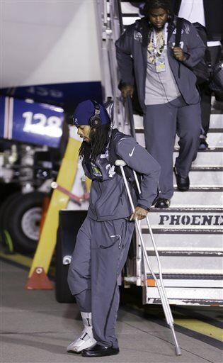 Sherman, una de las caras del equipo, sin duda será un favorito de los f...