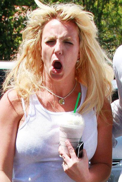 Britney Spears ha aparecido con unas fachas, que ni ella misma se recono...