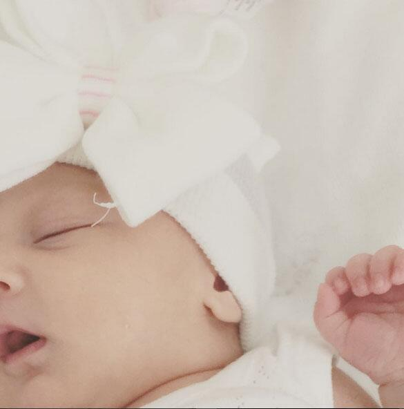 Sofía Andrea, la bebé de Bárbara Bermudo