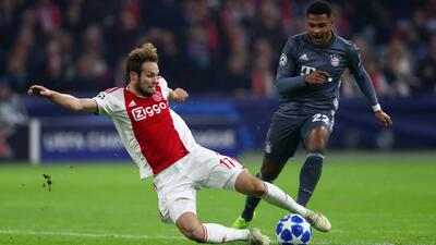 Ajax, Daley Blind y el renacer del equipo en la Champions League