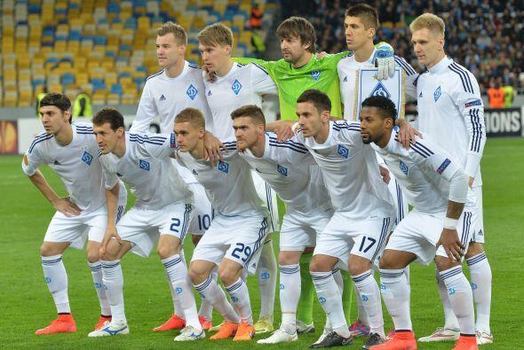 En Ucrania el campeón fue el Dynamo de Kiev sumando un total de 65 punto...