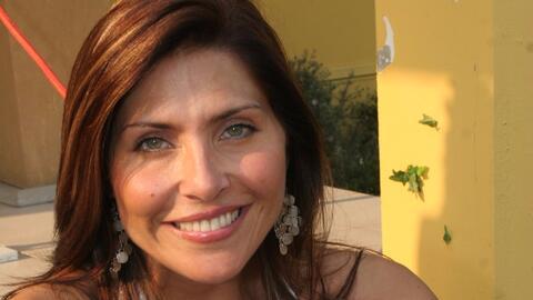 Lorena Meritano libra al cáncer y regresa a la televisión