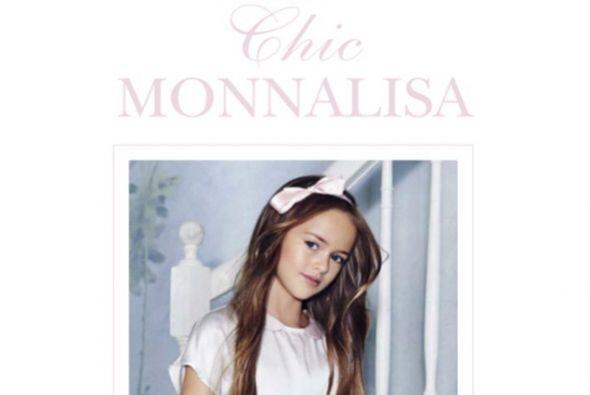 En una campaña para MonnaLisa.