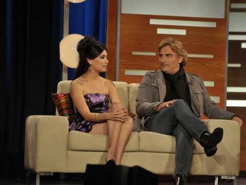 Leticia Morales y Harry Geithner, hablaron de lo que pasó detr&aa...