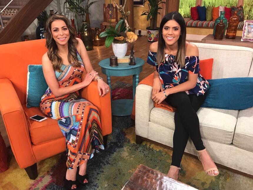 Lourdes Stephen y Francisca Lachapel