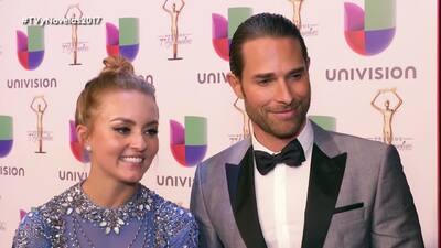 Angelique y Sebastián triunfaron como 'Actores protagónicos' en los 'Pre...