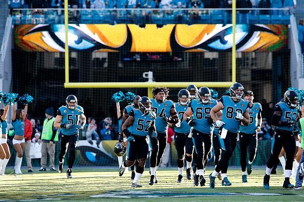 Así se jugarán los Playoffs de la temporada 2017 de la NFL jaguars.jpg