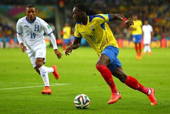 Mientras que por los ecuatorianos el hombre encargado de los goles será...
