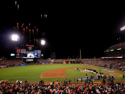 Gran fiesta se vivió en San Francisco por la victoria de los Giga...