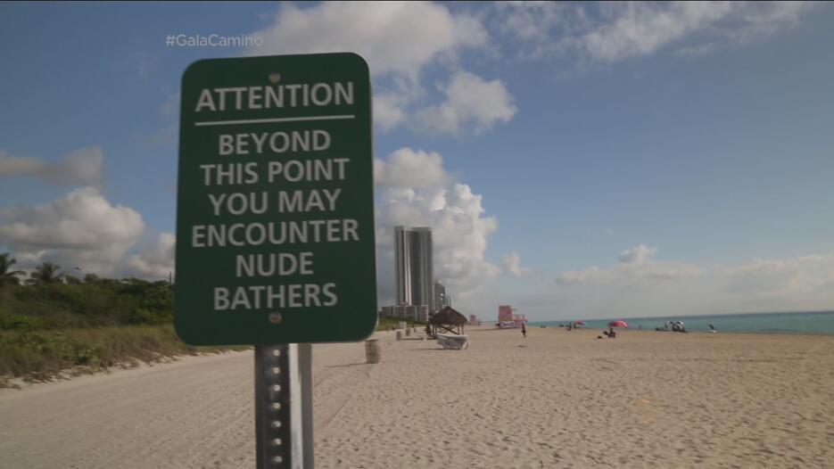 El Camino de Danilo, Fernanda y Roger los llevó a las paradisiacas playa...