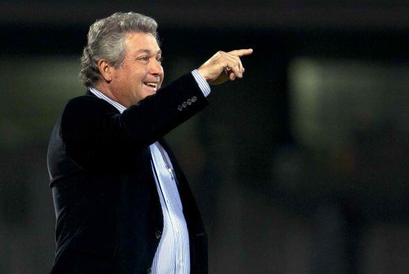"""El tercer entrenador del ciclo pasado fue Víctor Manuel Vucetich, el """"Re..."""