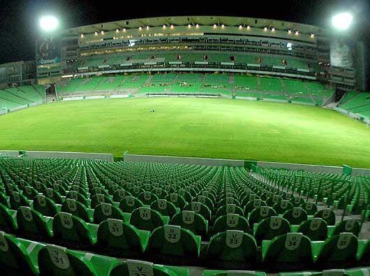 El estadio tendrá tres niveles de iluminación, uno para entrenamientos,...