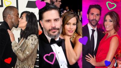 Las parejas más encantadoras de Hollywood